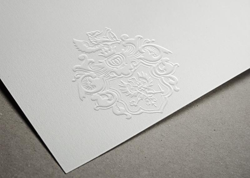 Impressão personalizada: Relevos - Gráfica no Porto