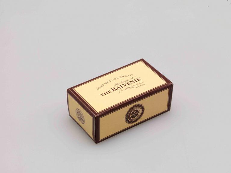 Impressão embalagens The Balvenie